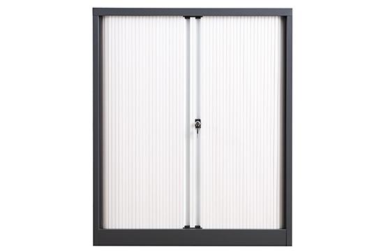钢制文件柜-三层卷门柜-JMG009