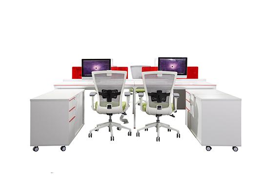 屏风工作位描验证、屏风工作位-PFZ090