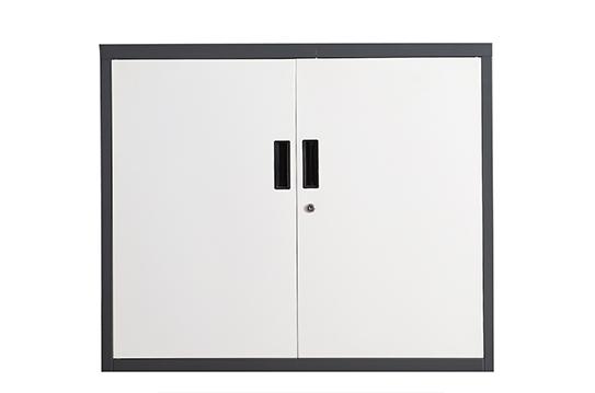 钢制文件柜-套色移门柜