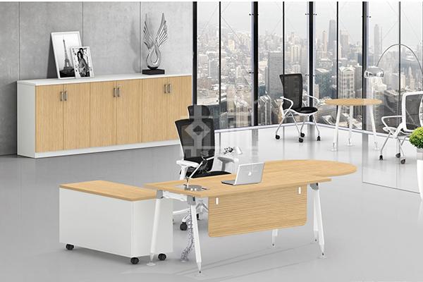 板式办公桌-BSZ043