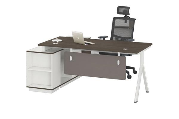 奥乐板式办公桌-BSZ046