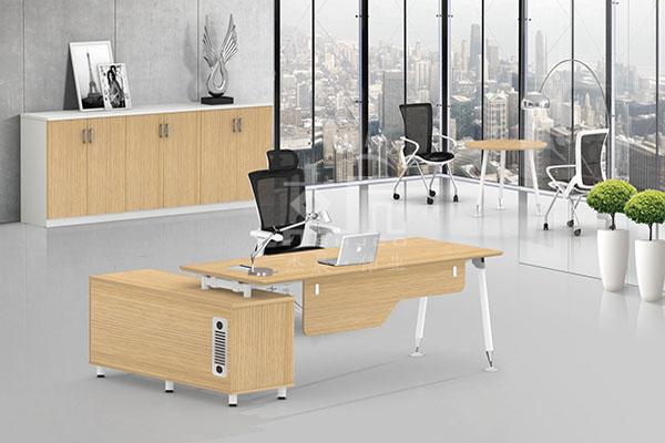 板式办公桌-BSZ048
