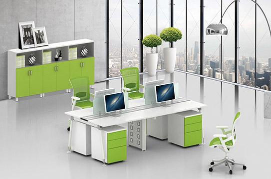 屏风工作位、屏风办公桌-103