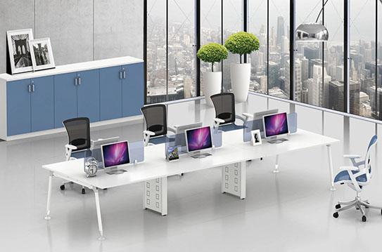 屏风工作位、屏风办公桌-104