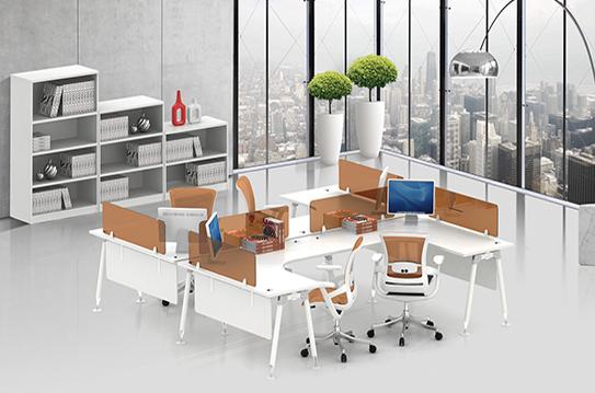 屏风工作位、屏风办公桌-105