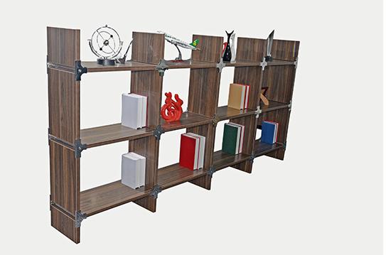 书架、文件架—001
