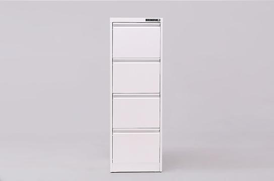 钢制文件柜-竖体(4斗)