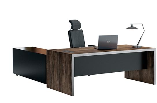 办公桌(生态板)-002