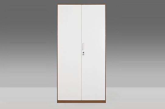 钢制文件柜-双开门(时尚套色系)
