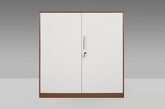 钢制文件柜-矮柜01(时尚套色系)