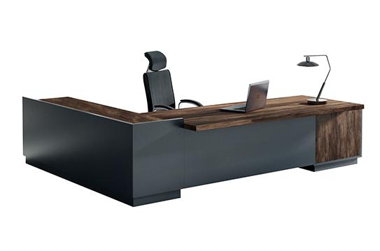 办公桌(板式经典款)-005