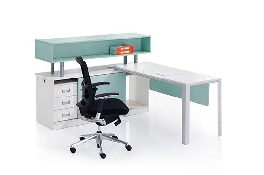 办公桌(板式经典款)-006