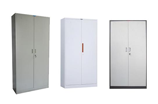 钢制文件柜-双门柜