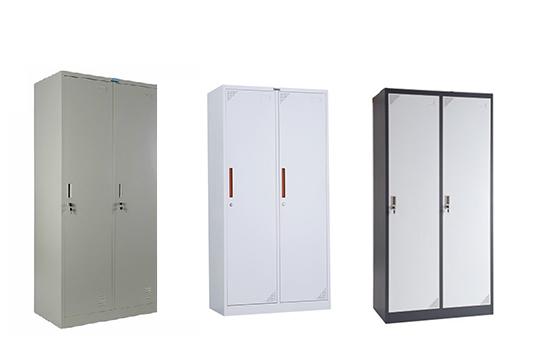 钢制-双门更衣柜