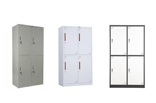 钢制-四门更衣柜