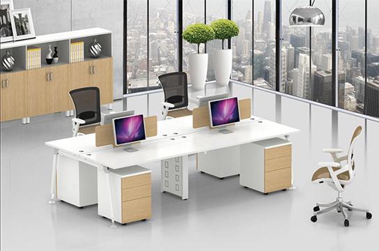 办公桌-屏风工作位-01
