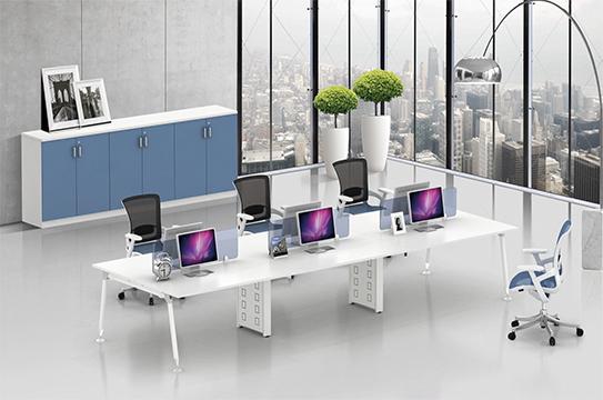 办公桌-屏风工作位-02