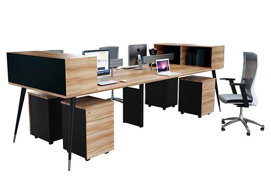 办公桌-屏风工作位-04