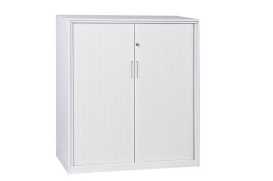 钢制文件柜—卷门柜(薄边)