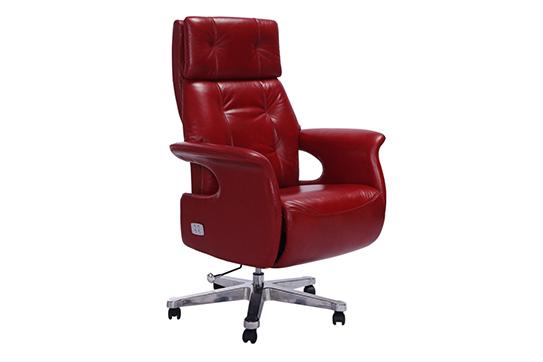 办公椅-大班椅-(皮)0027