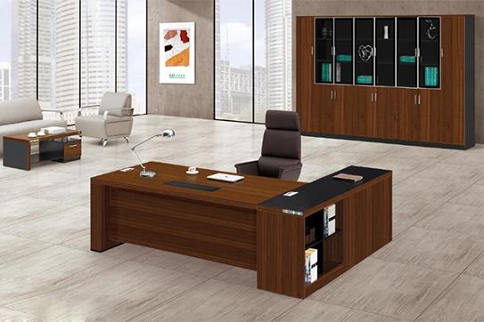 办公桌-板式大班台-GYD005