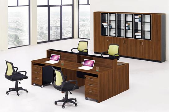 办公桌-屏风工作位-06