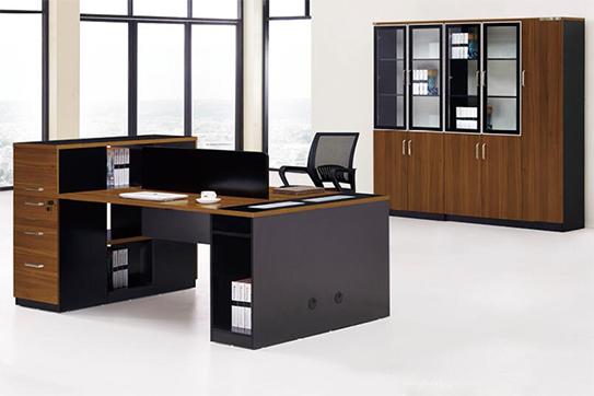 办公桌-屏风工作位-07