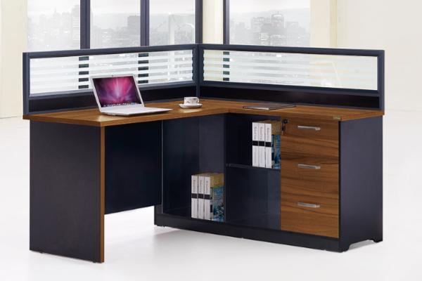 办公桌-屏风工作位-08