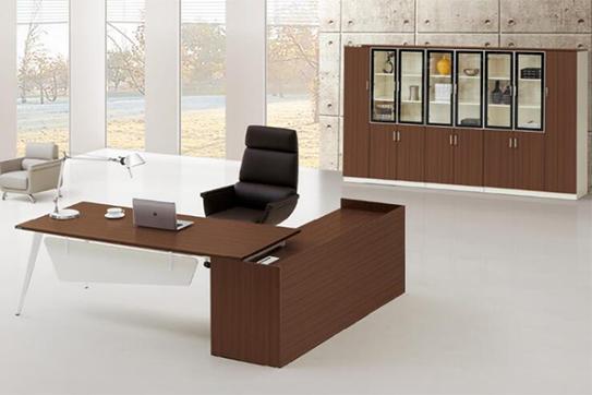 办公桌-板式大班台-RY001