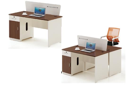 办公桌-屏风工作位-09