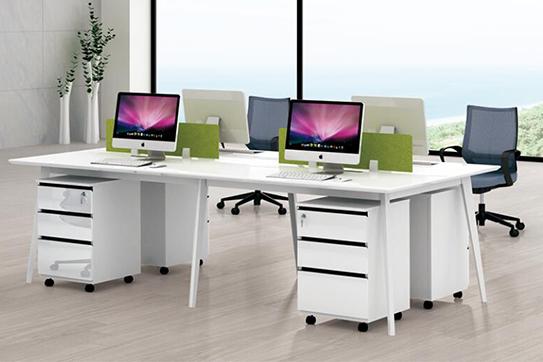 办公桌-屏风工作位-011