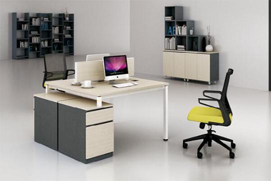 办公桌-屏风工作位-014
