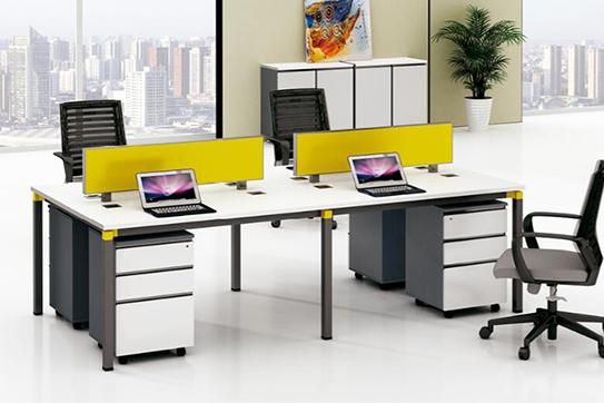 办公桌-屏风工作位-016