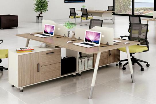 办公桌-屏风工作位-017