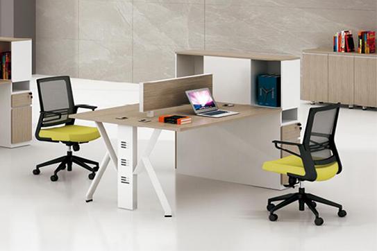 办公桌-屏风工作位-018