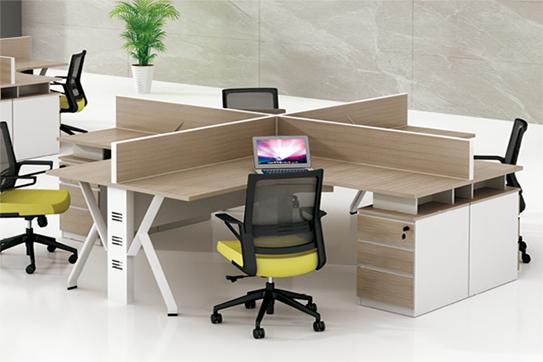 办公桌-屏风工作位-020