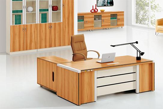 办公桌-板式大班台-NY001
