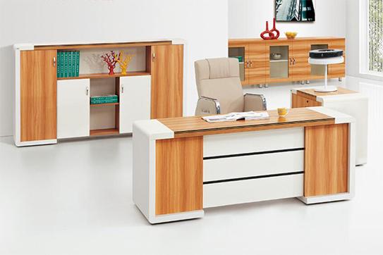 办公桌-板式大班台-NY002
