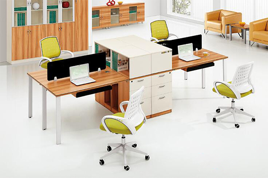 办公桌-屏风工作位-021