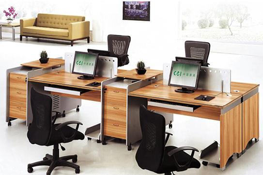 办公桌-屏风工作位-022