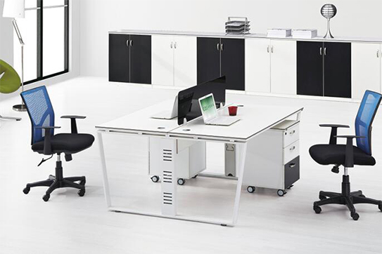 办公桌-屏风工作位-023