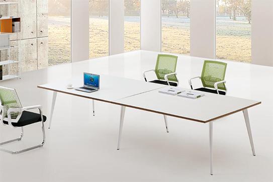 板式会议桌-洽谈桌-RY001