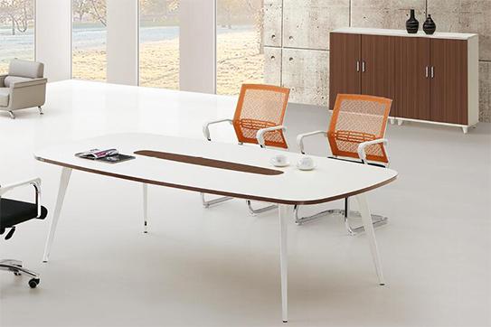 板式会议桌-洽谈桌-RY003
