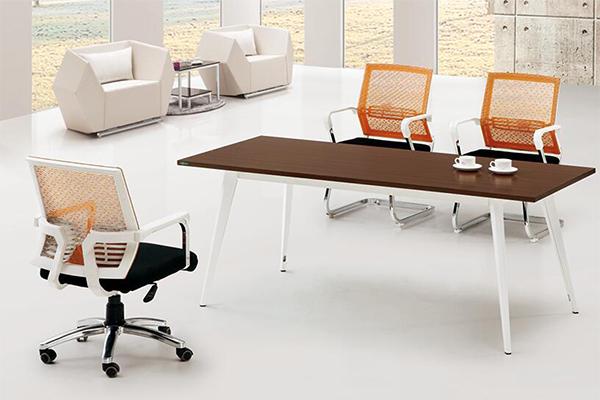 板式会议桌-洽谈桌-RY004