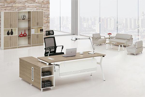 办公桌-板式大班台-ZYZ001