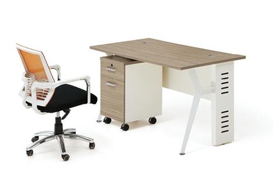 板式办公桌-ZY001