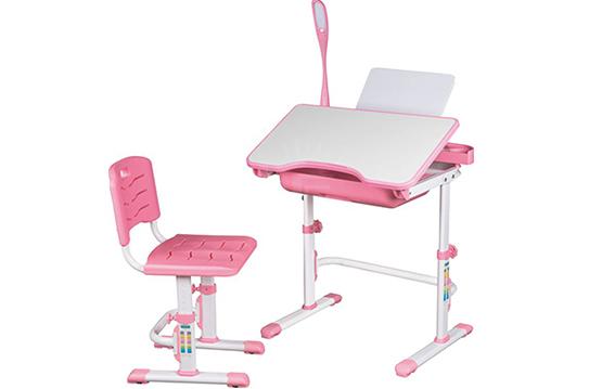 课桌椅-桌面角度可调学习桌
