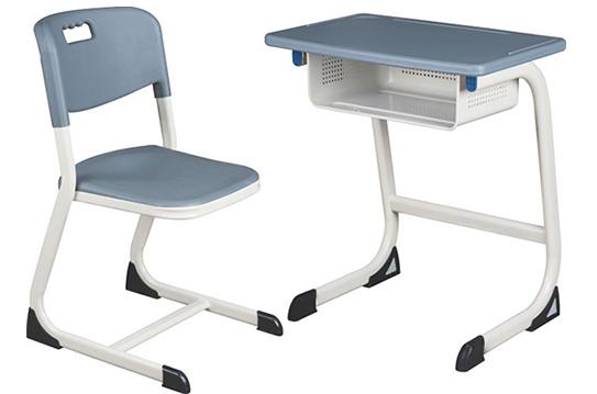 课桌椅-固定无升降