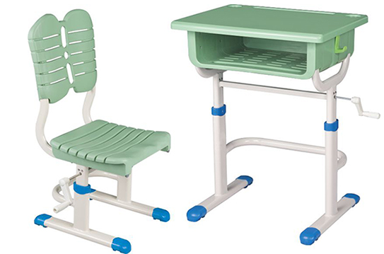 课桌椅-手摇升降