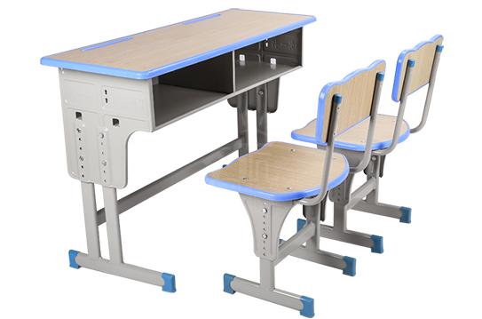 双人课桌椅-升降